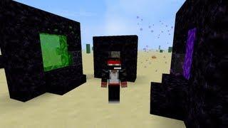 MineCraft {1.5.2} [Обзор Модов] №63 - Enhanced Portals(Если вам понравилось видео ставьте лайк и подписывайтесь на канал =) Каждый ваш лайк делает меня лучше ;)..., 2013-06-02T06:07:14.000Z)