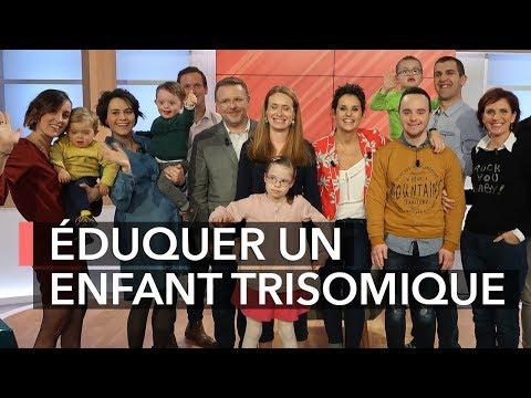 Trisomie 21 : Des Enfants Presque Comme Les Autres - Çà Commence Aujourd'hui