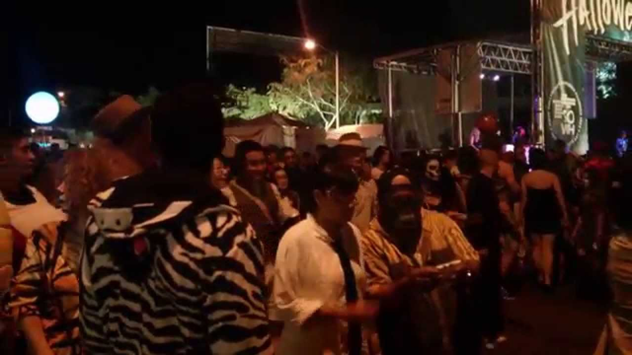 halloween parade 2015 | santa monica blvd, los angeles - youtube