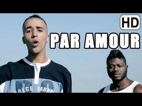 """Jaws """"Par Amour"""" ft. Makassy - CLIP OFFICIEL"""