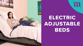 Electric Adjustable Lifestyle Beds by Bluesky Healthcare
