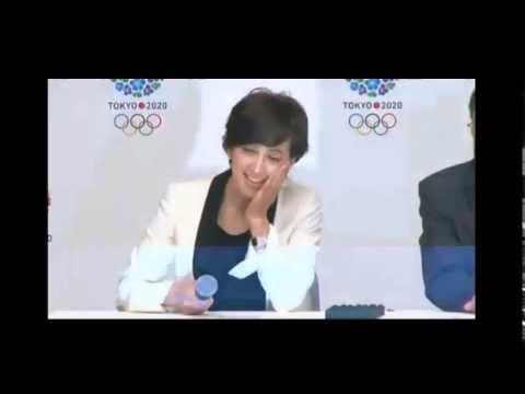 滝川クリステルさん 帰国記者会見「お・も・て・な・し」の海外反応