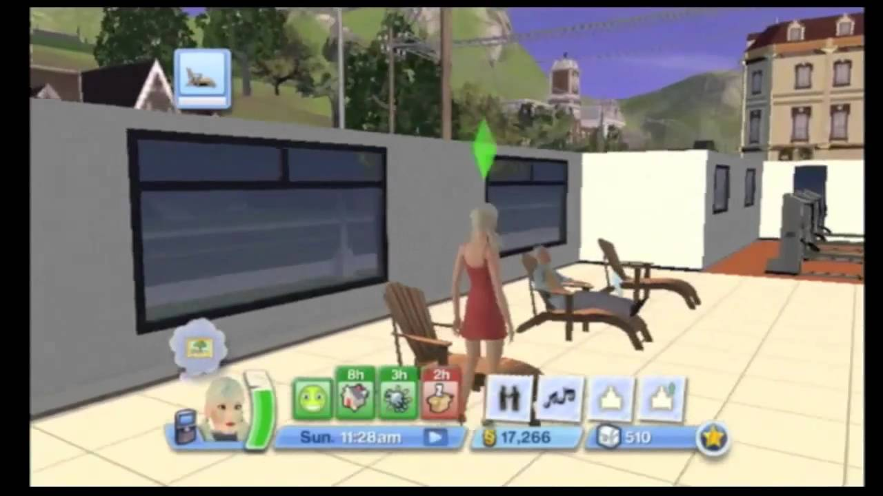 the sims 3 for ds