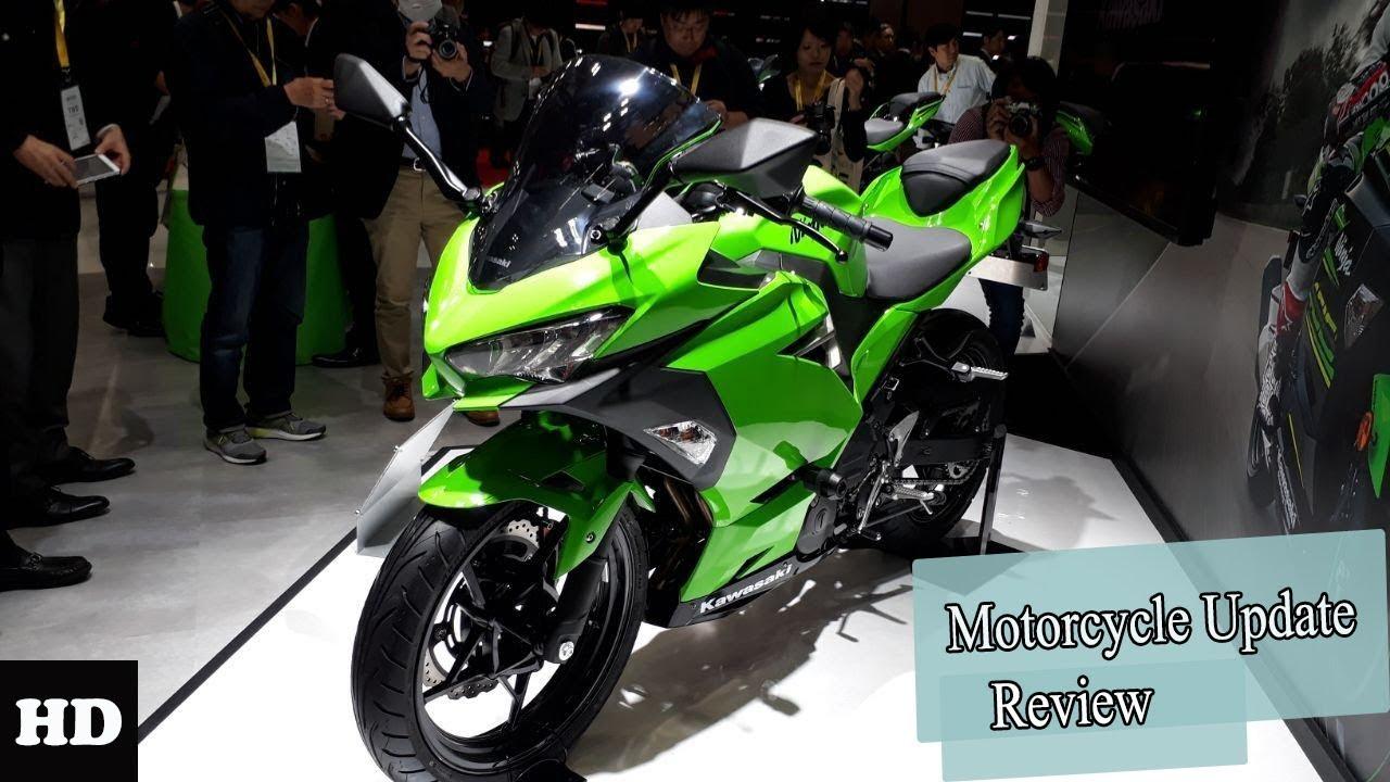 Hot News Kawasaki Ninja 250cc 4 Cylinder 2019 Continues The Images