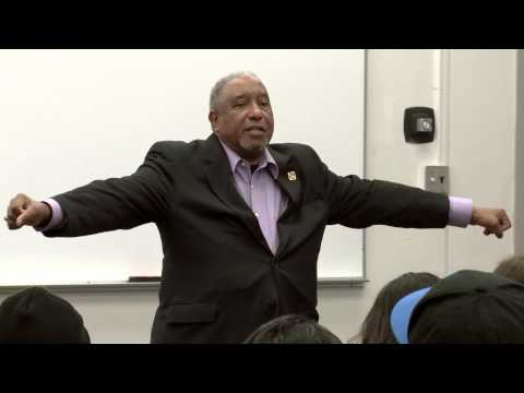 Bernard LaFayette Jr. - Mediation and Negotiation from the Perspective of Kingian Methods of