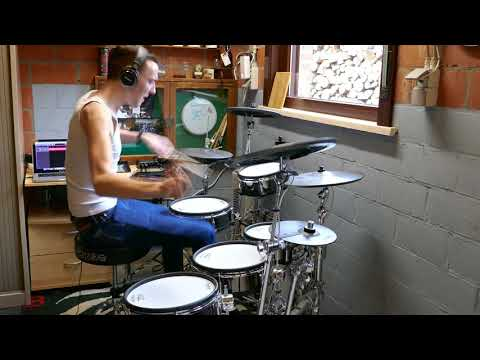 The Ataris - The Boys Of Summer [Drum Cover]