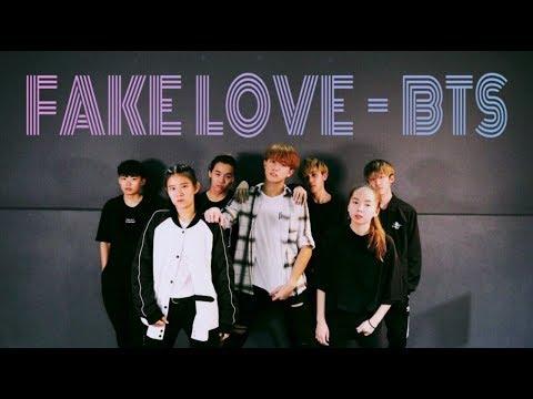 BTS (방탄소년단) - FAKE LOVE (Full Dance Cover)