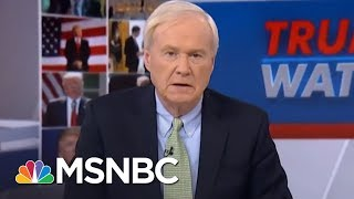 Matthews: Robert Mueller Is Closing In On President Donald Trump | Hardball | MSNBC