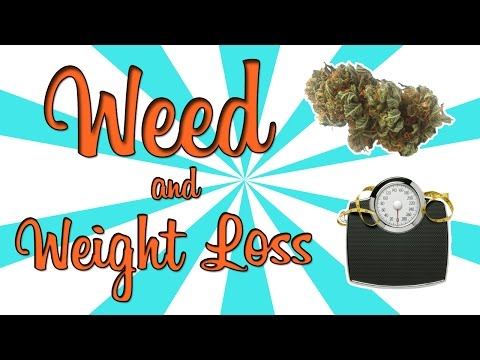 CANNABIS & WEIGHT LOSS???