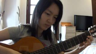 That's Why (You Go Away) Fingerstyle Guitar