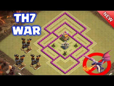 Th 7 Best Defense War Base 2
