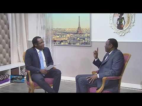 Hama Amadou sur Vox Africa