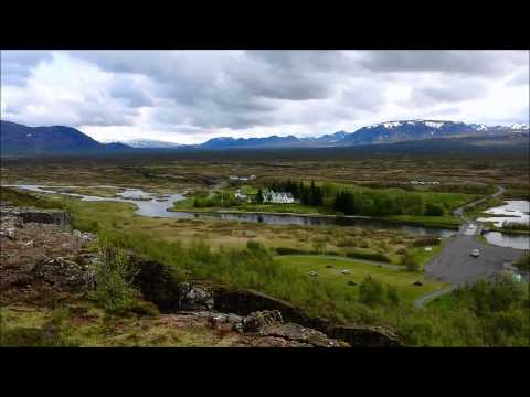 Reykjavík and surroundings HD