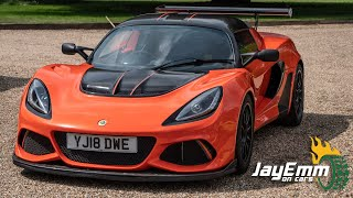Affordable Dream Car The Lotus Exige Cup 430, The British Supercar Slayer?