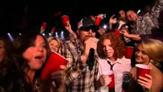Toby Keith - Red Solo Cup LIVE @ ACM Awards 2012
