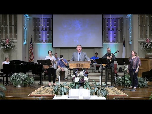 May 17 Service at First Baptist Thomson, Streaming License 201531172