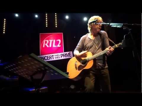 Flipper - Jean Louis Aubert - CTTP RTL2 - Le Petit Bain 18 Décembre 2012