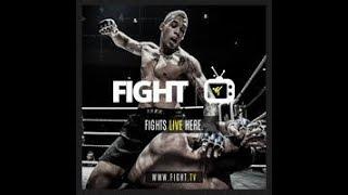 Allanna Jones Vs Fallon Fox Replay on FIGHT.TV