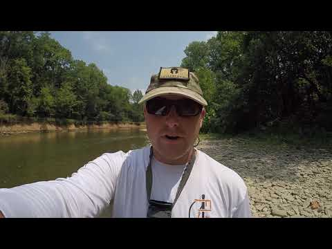 My First Time Fishing Elkhorn Creek!!