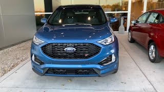 My Wife's 2019 Ford Edge ST is Here!