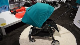 Repeat youtube video NEW! Mamas & Papas Armadillo Flip stroller ~ ABC Kids Expo 2014 Preview