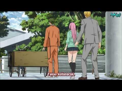 Kuroko No Basuke 2 - 7. Bölüm'den Bir Sahne