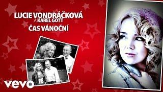 Lucie Vondráčková, Karel Gott - Čas vánoční (Lyric Video)