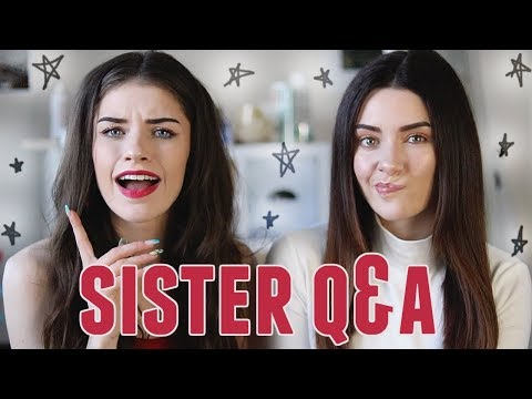 SISTER Q&A - trust issues, diet culture & our biggest sibling struggle! | Melanie Murphy & Jessie B thumbnail