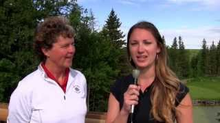 Laura Witvoet - Head Golf Professional, Wolf Creek Golf Resort