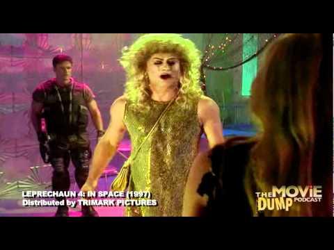 Leprechaun 4 In Space Drag Queen Marine Youtube