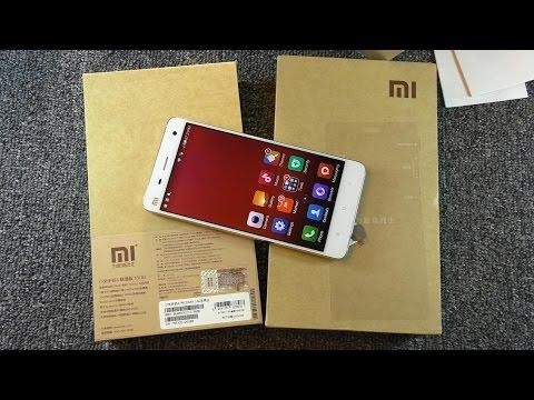 Распаковка Xiaomi Mi4 + как отличить подделку (unboxing)