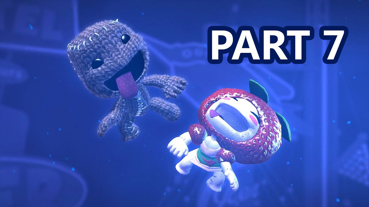 How To Get Rocket Boots In Little Big Planet 3