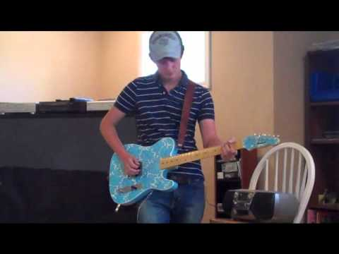 Little Moments Lead Guitar Cover (Brad Paisley)