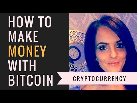 How To Make Money With Bitcoin cryptocurrency (2018)