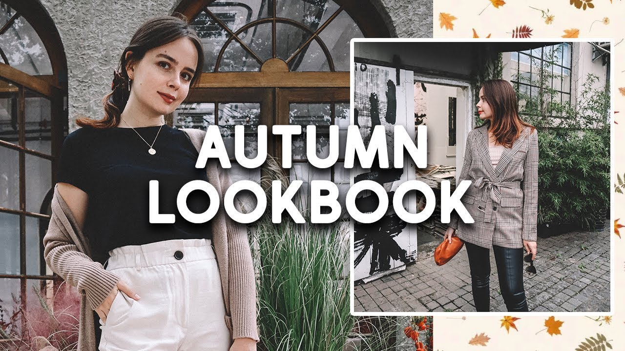 [VIDEO] - FALL LOOKBOOK SHANGHAI | Julia Kvach 1