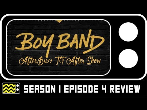 Boy Band Season 1 Episode 4 Review w/ Tim Davis | Afterbuzz TV