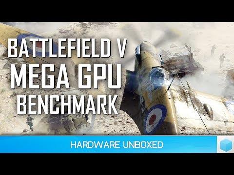 Battlefield V GPU Benchmark, 1080p, 1440p & 4K Results