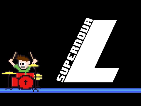 Laszlo - Supernova (Drum Cover) -- The8BitDrummer