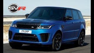 Range Rover Sport SVR (2018) 575 PS / Perfect SUV For All Terrain