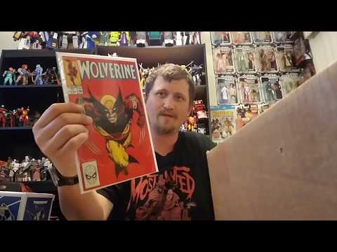 Episode 212 - Day 7 of 7 Challenge - Free Comic Book Day!