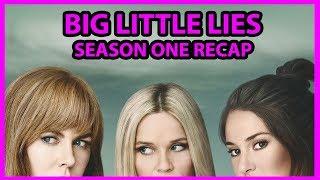 Big Little Lies Season 1 Recap Explained In 3 Minutes or Less