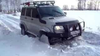 Тюнинг внедорожников 4x4: силовой бампер и багажник для ...