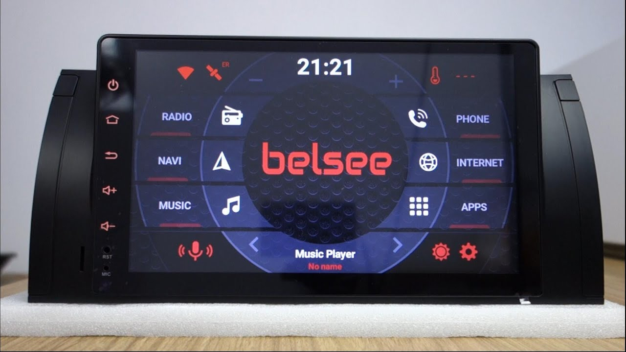 Bmw e39 best android head unit   Belsee Best Aftermarket