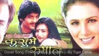timi nabhaye jindagani - Cover by Tiger Lama