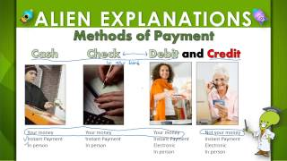 Methods of Payment - 5th Grade - Education Galaxy