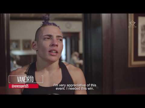 Invicta FC 26: Vanessa Porto Post-Fight Interview