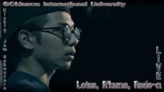 【LIVE】Lotus, R'kuma, Rude-α @ 沖国祭_2015_11_21。 ---------------...