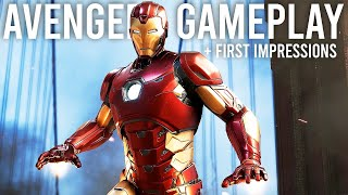 Marvel's Avengers Gameplay and First Impressions!