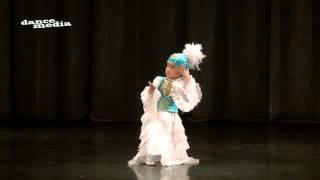 Казахский танец Камажай