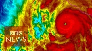 Hurricane Patricia: Mexico awaits 'strongest ever' storm - BBC News